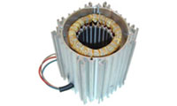 Electric motor AC by iD Moteur